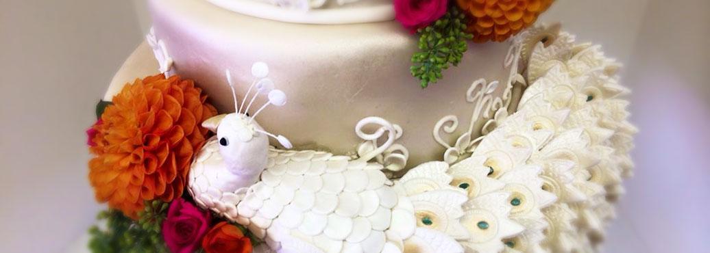 Flour girl wedding cakes south lake tahoe junglespirit Gallery