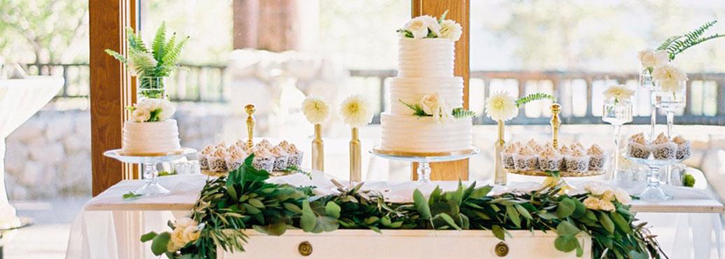 Flour Girl Wedding Cakes - South Lake Tahoe